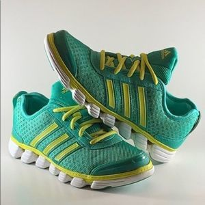 Adidas Women's Liquid 2 Hyper Green/Lab Lime 6.5
